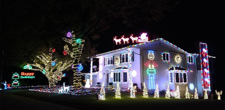 Lighting Up The Season #carterxmas